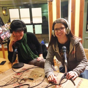 Jacquie and Jenna Co-Host Ladies Night